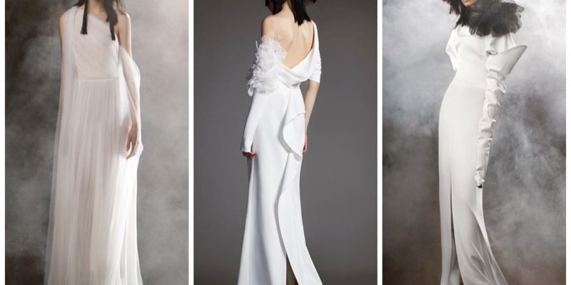 8aaadbc783e The Vera Wang Bride Dresses in White for Spring 2018