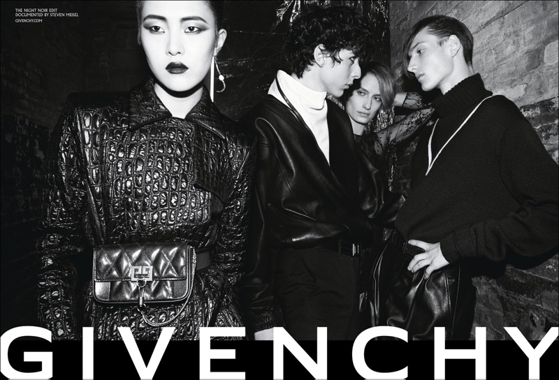 Givenchy Owns the Night with Fall 2018 Campaign