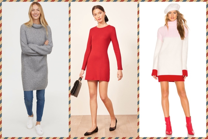 Keeping It Cozy: Stay Warm In a Chic Sweater Dress