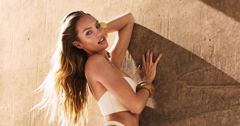 Candice Swanepoel Heats Up Tropic of C's Resort Line