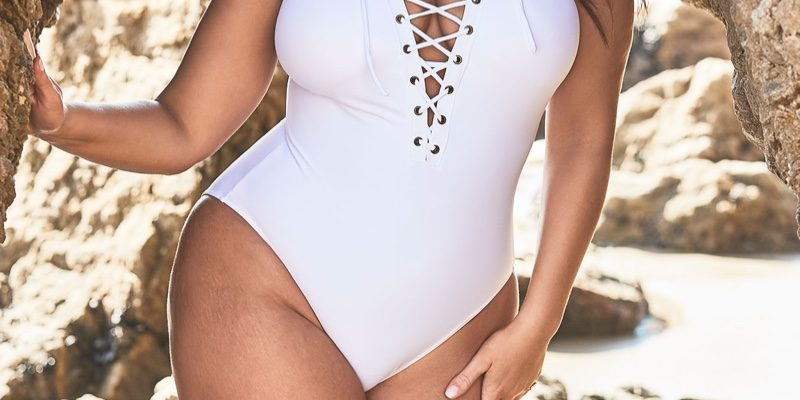 Ashley Graham Smolders in Swimsuits For All Campaign | Chris