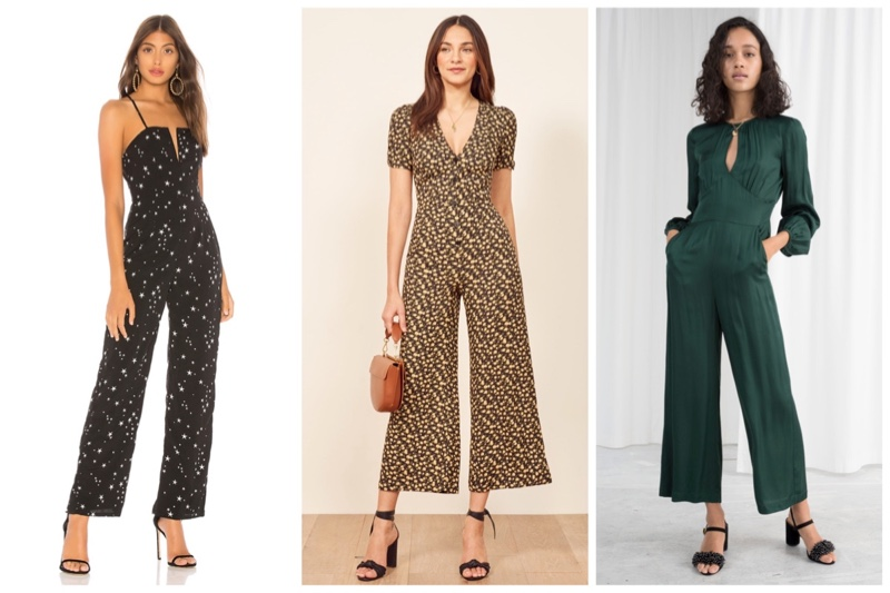 Best wideleg jumpsuits