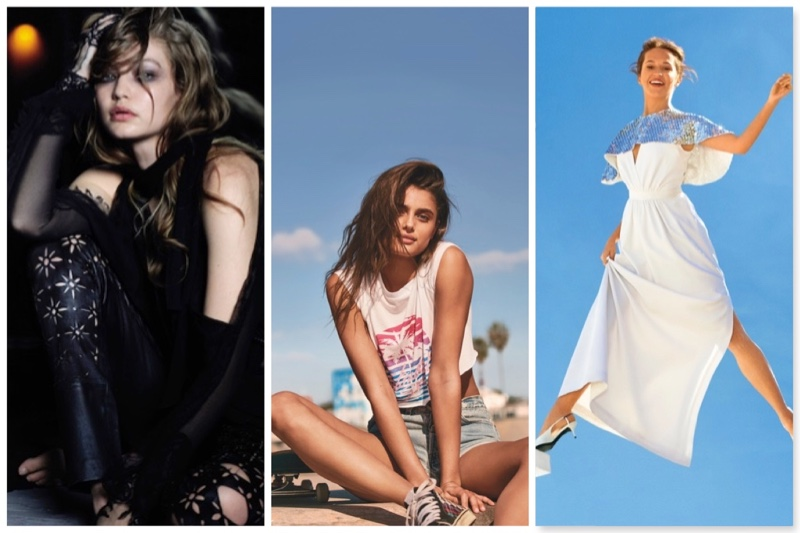 Week in Review   Gigi Hadid's New Cover, Taylor Hill for VS, Alicia Vikander in BAZAAR + More