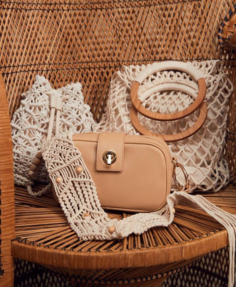 Channel Boho Style With House of Harlow 1960's New Handbags