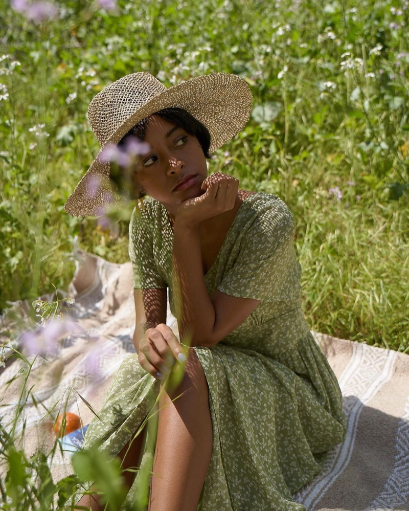 & Other Stories prairie dresses