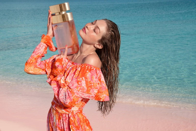 Michael Kors enlists Gigi Hadid for its Wonderlust fragrance